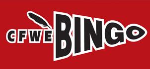 CFWE Bingo