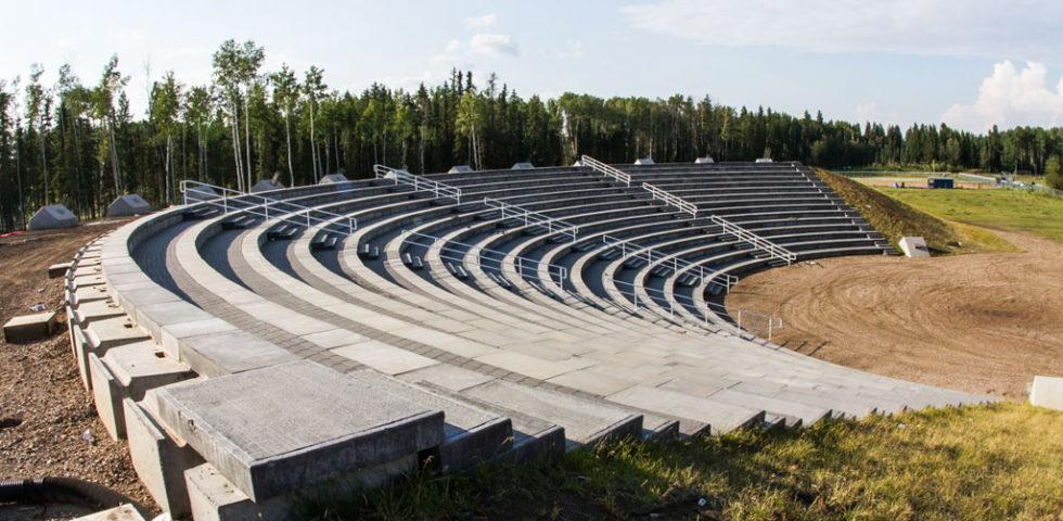 Fort McKay Amphitheatre - Live Music and Entertainment Venue